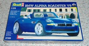 Revell Germany 1/24 BMW Alpina Roadster