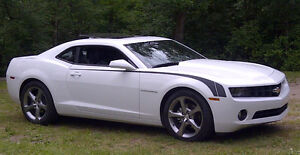 2013 Chevrolet Camaro RS with SS pkg Coupe (2 door)