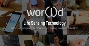 WOR(l)D H'E'L'O Life saving Property wearable technology