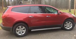 2012 Chevrolet Traverse LT AWD Prince George British Columbia image 8