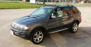 "2003 BMW X5 4.4i 19"" Wheels - Staggered London Ontario image 1"
