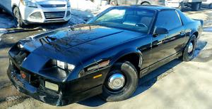 1988 Chevrolet Camaro 350 V8 5 speed