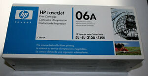 New sealed box HP 06A Laser Jet Print Cartridge C3906A-00908 Kitchener / Waterloo Kitchener Area image 2