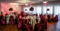 Beautiful BACKDROP for your Wedding or Event