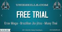 FREE CLASSES - Brazilian Jiujitsu - Krav Maga - Muay Thai