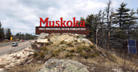 Chefs & Cooks needed for high end Muskoka Ontario resort.