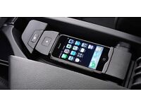 IPHONE 4 and 5 DOCK for BMW 5-6-7