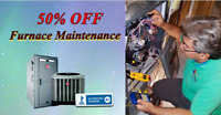 Furnace, Repair, Service, Maintenance, Duct Cleaning