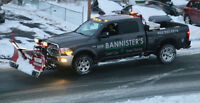 *Bannisters Lawn Care & Snow Plowing*