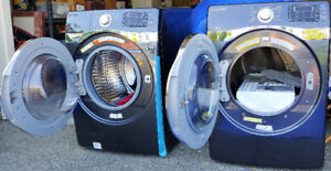 Samsung Washer Hi Capacity Front Loading Washer and Dryer
