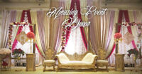 Pakistani and Indian Wedding Decor at Lowest Prices