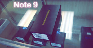 SAMSUNG NOTE 9 128GB or NOTE 9 DUOS 128GB BRAND NEW IN BOX