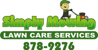 $40 Lawn aerations and fall clean ups booking now