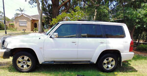 2004 Nissan Patrol 3.0ST Putney Ryde Area Preview