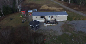 Mini Home- 1 Acre By St George NB, Deer Island Ferry- New Price!