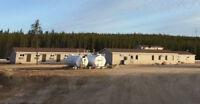 Work in Beautiful Northern Saskatchewan