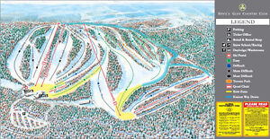 Ski trips to Osler Bluff, Devil's Glen, Georgian Peaks & Alpine London Ontario image 3