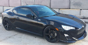 ONE OF A KIND!!! Modded 2013 Scion FR-S Coupe (2 door)