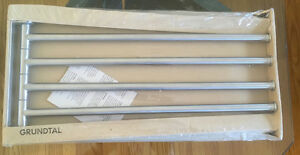 Ikea bathroom towel rack new unopened