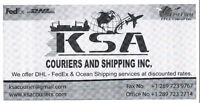 Cheep Courier and Shipping worldwide & Caribbean contries