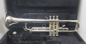 TROMPETTE YAMAHA MODEL YTR8310Z SILVER TRES RARE DISPONIBLE
