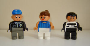 Vintage Lego DUPLO People