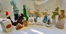 Vintage Perfume Figures