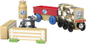 New Thomas and Friends Wood Trains For Sale!