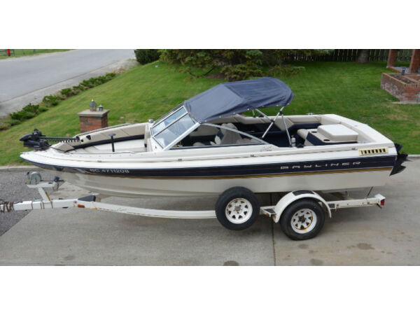 Used 1996 Bayliner 1950