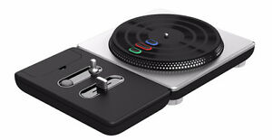 DJ HERO TURN TABLE FOR XBOX-360