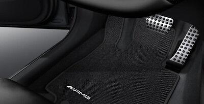Mercedes Benz AMG Original Fussmatten Schwarz C257 CLS Coupe LHD ab 03/2018 Neu