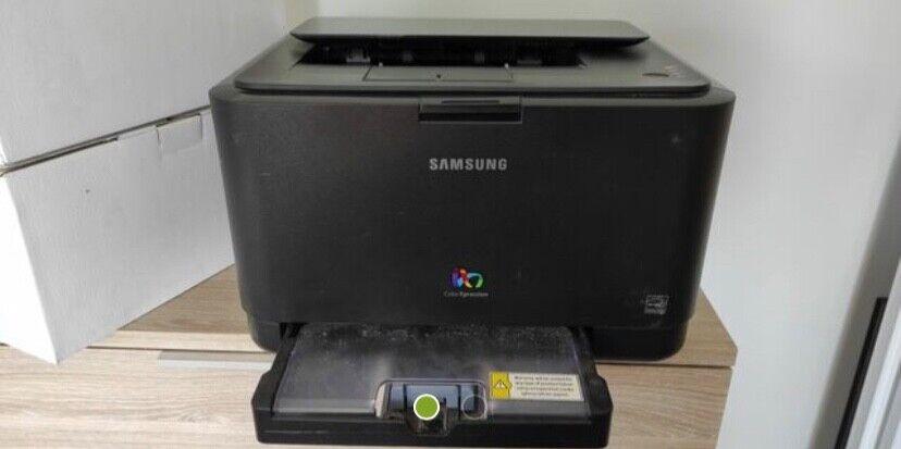 Imprimante laser samsung clp315