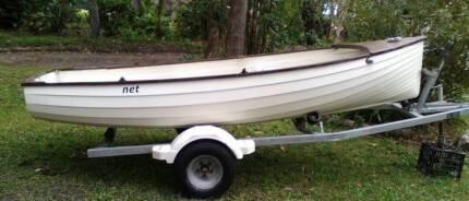 Fibreglass River Boat Doonan Noosa Area Preview