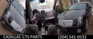 PARTS for 2002 to 2007 CADILLAC CTS