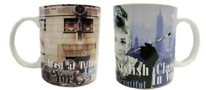 Audrey-Hepburn-Multi-Images-Coffee-Mug-Tea-Cup-brand-new-with-gift-box