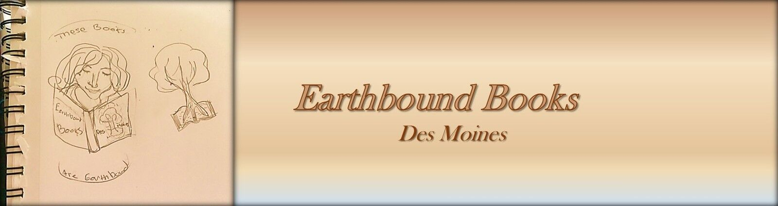 Earthbound Books of Des Moines