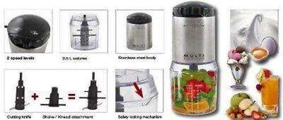 Bob Home Multizerkleinerer zum zerhacken, zerkleinern und vermengen
