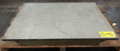 20 X 30 Cast Iron Surface Fixture Layout Plate For Metalworking