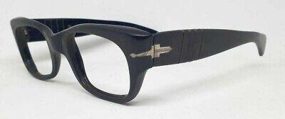 Vintage PERSOL RATTI 6200 Sunglasses Rare Size 53m ITALY 1960's