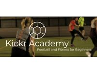 Kickr Academy - football and fitness for mixed beginners