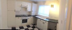 Modern 2 bed flat to rent . Excellent location close to Motherwell town centre and Wishaw hospital .