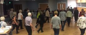 Linedance Class for the inexperienced dancer