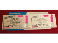 2 x Stone Sour tickets, London. Weds 6th December Brixton Academy. Standing Stalls