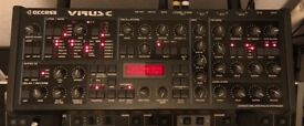 Access virus C - virtual analogue modelling desktop synth