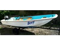 Boat now sold-engine still available