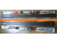 Rossignol Power Cobra 167 cm with Axium 100 bindings