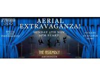 Aerial Arts Extravaganza
