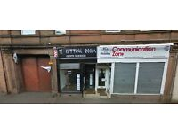 Shop for sale with sitting tenant