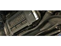 Mini Cooper s supercharger, intercooler, alternator 2002