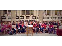 ** Bath Community Choir - no auditions, no subscriptions, no pressure! **